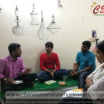 Chennai Event Emcees and Entertainers MC Training Induction Program and Networking Meeting Batch 2 at CEE Office Annanagar West