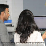 Chennai Event Emcees MC Training Induction Program at 5th Avenue Besant Nagar Batch 1